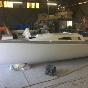 Sailboat Repaint